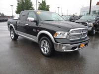 This 2015 Ram 1500 Laramie is offered to you for sale