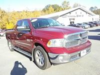 Take command of the road in the 2015 Ram 1500! This is