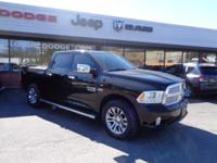 Certified Pre-Owned 2015 Longhorn Limited Crew Cab Ram