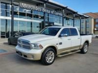 This 2015 Ram 1500 Laramie Longhorn is offered to you