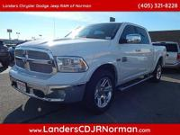 CARFAX One-Owner. Clean CARFAX. Bright White 2015 Ram