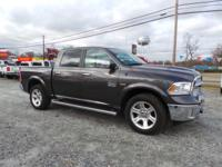 You'll love the look and feel of this 2015 RAM 1500