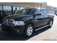 Laramie Limited 1500 4x4 with hard to find RamBox!