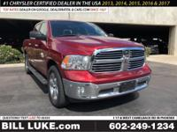 Options:  2015 Ram 1500 Lone Star|Red|Buyback!!!! All