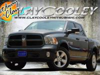 2015 Ram 1500 Granite Crystal Metallic Clearcoat