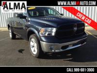 Options:  2015 Dodge Ram 1500 Outdoorsman|Gray|1 Owner