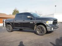 Options:  2015 Ram 1500 Outdoorsman|4X4 Outdoorsman 4Dr