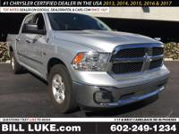 Options:  2015 Ram 1500 Slt|All Performed