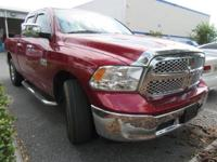 New Arrival! This 2015 Ram 1500 SLT will sell fast