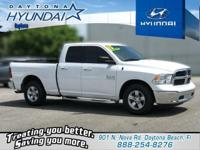 Recent Arrival! Bright White Clearcoat 2015 Ram 1500