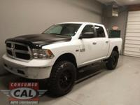 Options:  2015 Ram 1500 4Wd Crew Cab 140.5 Slt|4-Wheel
