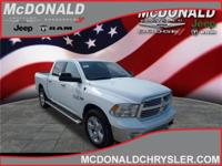 Options:  2015 Ram 1500 Slt 4X4 Crew Cab 140 In.