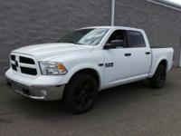 Short Bed! 4X4! Creampuff! This attractive 2015 Ram