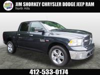 Recent Arrival! 2015 Ram 1500 SLT CARFAX One-Owner.