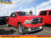 2015 Dodge Ram 1500, Tow Package, Premium Wheels, and