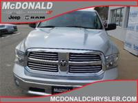 Options:  2015 Ram 1500 Slt 4X4 Quad Cab 140 In.
