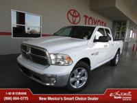 Options:  2015 Ram 1500 Slt|4X4 Slt 4Dr Quad Cab 6.3