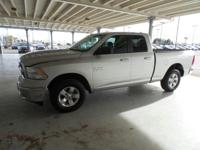 From home to the job site, this Silver 2015 Ram 1500