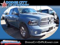 Take command of the road in the 2015 Ram 1500! This