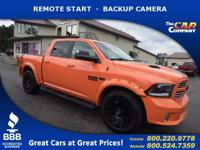 Used 2015 Ram 1500, DESIRABLE FEATURES: REMOTE START, a