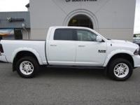 New Price! 2015 DODGE RAM SPORT 4X4 WHITE OUT LIFTED
