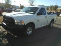 EPA 25 MPG Hwy/17 MPG City! Tradesman trim. CARFAX