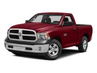 2015 Ram 1500, stk # 17267, key features include: