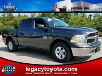 CARFAX One-Owner. Clean CARFAX. TOW PACKAGE, RAM BOX