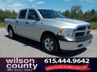 2015 Ram 1500 Tradesman HEMI 5.7L V8 Multi Displacement