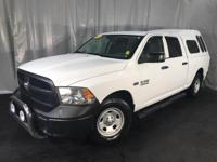 Bright White Clearcoat 2015 Ram 1500 Tradesman RWD