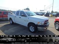 Options:  2015 Ram 1500 Tradesman|4X4 Tradesman 4Dr