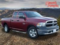 2015 Ram 1500 Tradesman in Deep Cherry Red Crystal