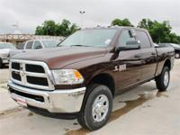 Purchase this BRAND NEW western brown 2015 Ram 2500