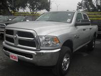 This new RAM 2500 Tradesman is now for sale in San