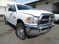 Options:  2015 Ram 2500 Big Horn With 14|775 Miles.