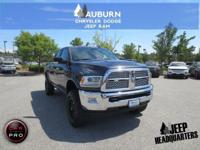 1 OWNER, LOW MILES, 4WD!!!  This 2015 Ram 2500 Crew Cab