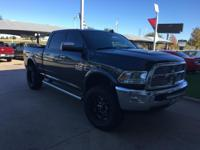 We are excited to offer this 2015 Ram 2500.