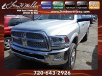 Contact us for additional savings!This 2015 Ram 2500