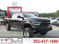 2015 RAM 2500 LARAMIE MEGA CAB 4X4 TRUCK WITH CUMMINGS