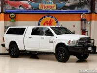 This Carfax 1-Owner 2015 Ram 2500 Laramie is in great