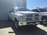 LOW MILES - 23,661! Laramie trim. PRICED TO MOVE $500