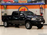 This Carfax 1-Owner 2015 Dodge Ram 2500 Longhorn is in