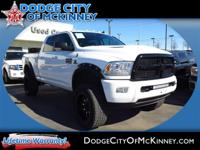 Take command of the road in the 2015 Ram 2500! A great