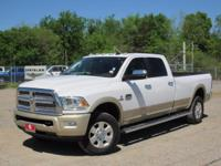 Options:  2015 Ram 2500 Longhorn|2015 Ram 2500 Laramie