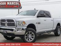 Check out this versatile 2015 Ram 2500 Lone Star.