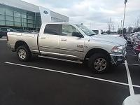 CARFAX One-Owner. 2015 Ram 2500 Big Horn Bright Silver