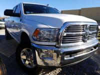 Recent Arrival!   2015 Ram 2500 4WD 6-Speed Automatic
