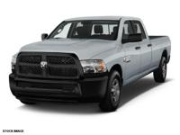 This 2015 RAM 2500 Tradesman includes hill start