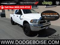 Only 9,491 Miles! This Ram 2500 boasts a Premium