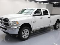 2015 Dodge Ram 2500 with 6.7L Turbocharged Diesel V6